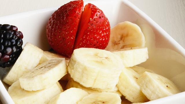 バナナの効果