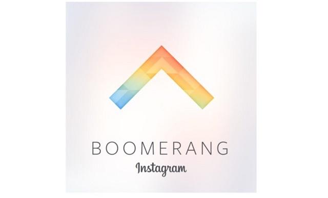 Boomerang アイコン