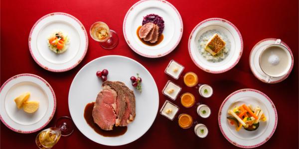 ウェスティンホテル東京 インターナショナルブッフェレストラン ザ・テラス